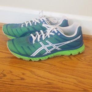 Mens  ASICS gel speedstar6 sneakers size 10